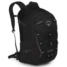 Osprey Black Quasar - 28 Litre Laptop Backpack