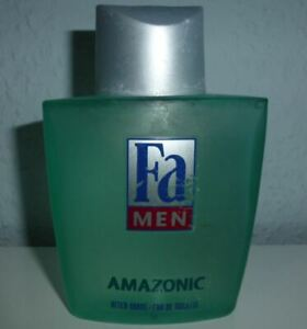 Fa MEN AMAZONIC - Aftershave Eau de Toilette 100 ml