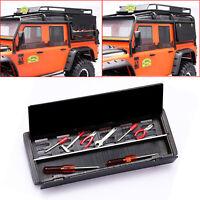Werkzeugkoffer Tool Box Dekor Parts Für Traxxas TRX4 SCX10 90046 D90 D110 RC LKW