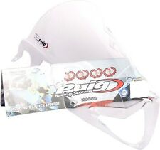 Puig Racing Windscreen for 2013 2014 BMW S1000RR HP4 Clear / 5205W