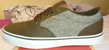 Vans Winston Mixed Brown Dachshund Uk 6.5 Bnib Mens Skater Shoes