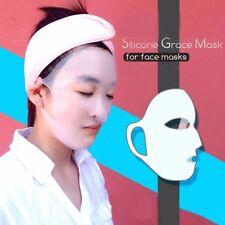 De La Esencia Promover La Absorción Máscara Facial De Silicona Hidratante