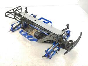 *SUPER UPGRADED* Traxxas Slash 4x4 LCG 1/10 Ultimate Speed Run Chassis RPM Alumi