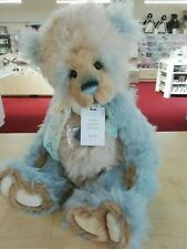 NEW 2019 Charlie Bears Isabelle Mohair JE T'AIME (Limited Edition 235/250)