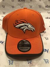 Denver Broncos NFL New Era Hat Cap 39 Thirty Size Large to X-Large