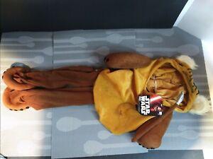 NEW Star Wars Running Ewok Dog Pet Disney Costume Halloween XL