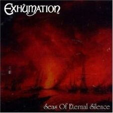 EXHUMATION (GRE) - Seas Of Eternal Silence CD