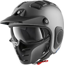 Casco HJC Rpha11 R Pha11 Military White Mc-4 Monster Energy XS