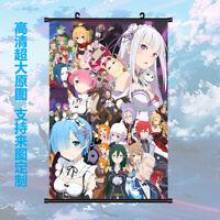 Anime High School DXD Toujou Koneko Wall Scroll Poster Home Decor Otaku 60*90CM