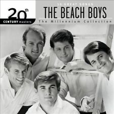 THE BEACH BOYS - .The Best of 20th Century Masters CD [W27]