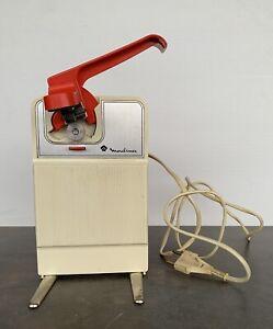 ouvre boite electrique moulinex