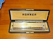 THE 64 CHROMONICA 4 CHROMATIC OCTAVES PROFESSIONAL MODEL - M.HOHNER GERMAN MADE