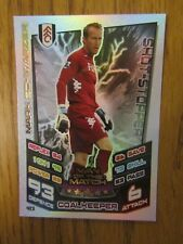 Match Attax 2012/13 - MOTM card - Mark Schwarzer of Fulham