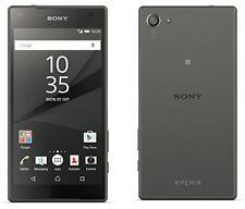 "New Unlocked Sony Xperia Z5 Compact E5823 32GB GPS 4.6"" 4G LTE Smartphone Black"