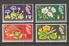 Mint Hinged British Commemorative Stamps