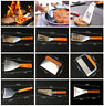 Stainless Steel Pastry Baking Tool Pizza Steak Spatula Shovel Kitchen Tools New