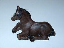 BRITAINS FARM #817 H2121 #2121 SUFFOLK FOAL LYING 1960s LEAD MOULD ENGLAND
