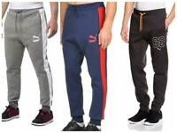 Puma Men Joggers Tracksuit Bottoms Slim Fit Sweat Pants Jogging RRP £44.99
