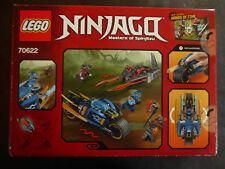 Lego 70622 Ninjago - L'éclair du Désert
