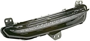 HELLA LED Corner Light Left Fits PEUGEOT 308 Hatchback Wagon 9806712180