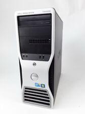 DELL Precision T3500 Estación de trabajo Intel Xeon w3503 2x2, 4GHz 4gb RAM