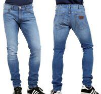 Wrangler Herren Jeanshose Bryson Skinny Thriller Blau W30 - W34