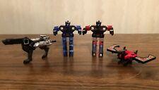 Vintage G1 Transformers Original Cassettes Lot of 4