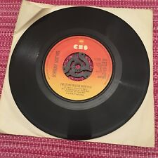 """JOHNNY MATHIS - I'M STONE IN LOVE WITH YOU 7"""" SINGLE CBS RECORDS 1973"""