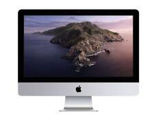 """2019 Apple iMac 21.5"""" Retina 4K display 64GB 2TB SSD Quad-Core i3 3.6GHz MRT32LL"""