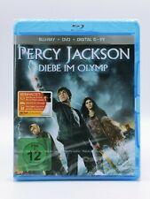 Percy Jackson Diebe im Olymp DVD Digital Copy Blu Ray Disc Film