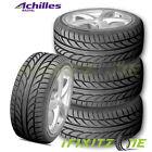 4 Achilles Atr Sport 21545zr17 91w Tires 400aaa Uhp All Season 35k Mile