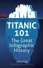 Titanic 101: The Great Infographic History, Excellent, Books, mon0000155950