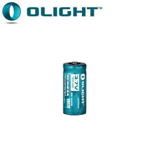 Olight Rcr123a 3.7v 650mah Li-ion Rechargeable Battery