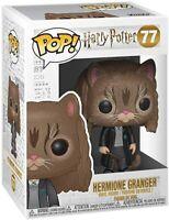 Funko Pop! Harry Potter #77 Hermione Granger as Cat BRAND NEW