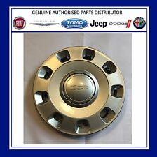 "New Genuine Fiat 500 Pop 14"" Hub Cap/Wheel Trim x1 51787644"