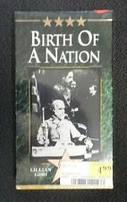 BIRTH OF A NATION Hollywood Classics VHS Tape NEW Sealed FREE SHIPPING Civil War