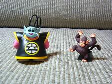 Dragon Ball Z Figure Kaio Bubbles HG Gashapon Figure Bandai DBZ GT KAI