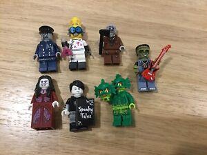 Lego Monsters mini figures Bulk lot or separate Halloween display