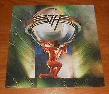 Van Halen 5150 Poster Flat Square 1986 Promo 12x12
