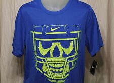 "Nike ""Dominate The Opening Day Football"" Men'S T-Shirt, Size Small, 666117-404"