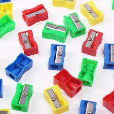 12pcs Lot Stationery Best Manual Pencil Sharpener Office School Accessories