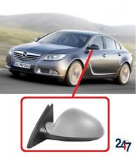 NEW OPEL INSIGNIA  2009 - 2014 ELECTRIC SIDE WING REAR VIEW MIRROR LEFT LHD