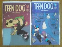Teen Dog (BOOM 2014) #1 & 2 Family Comics by Australian Artist Jake Lawrence NM+