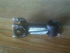 "FSA GOSSAMER CARBON CAP  1 1/8"" AHEAD STEM 100mm, 6 DEGREE, 31.8mm BARS"