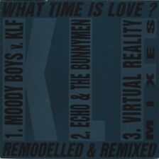 """KLF w The Children Of The Revolution What Time Is Love? (Remodelled & Remix  12"""""""