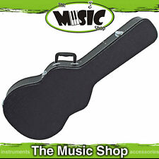 New V-Case Classical Guitar Case - Plywood with Black Vinyl - Nylon String Case