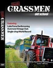 GRASSMEN CLASSIC - OLD SCHOOL DVD NEW RELEASE JUNE 2013 - FARMING DVD