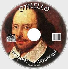 Othello William Shakespeare MP3 Clásico Audiolibro CD Good dramatised tragedia