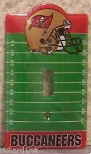 NFL Switch Plate Cover Tampa Bay Buccaneers NEW