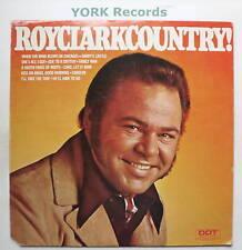 ROY CLARK - Roy Clark Country! - Ex Con LP Record